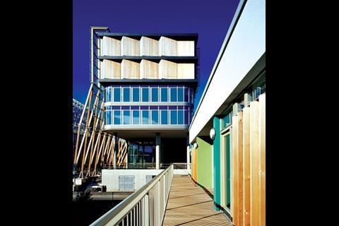 Bucholz McEvoy Architects' £300m Elm Park is a mixed-use sustainable extension to Dublin.